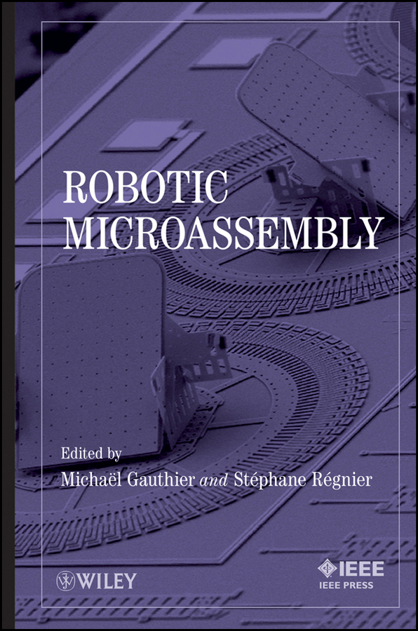 Gauthier Michaël Robotic Micro-Assembly