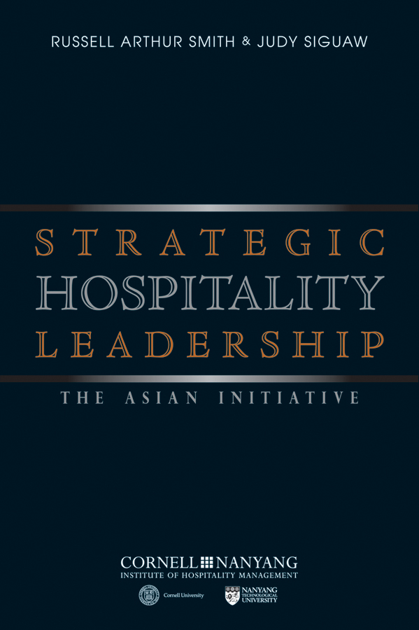 Siguaw Judy Strategic Hospitality Leadership. The Asian Initiative strategic alliances in the software industry