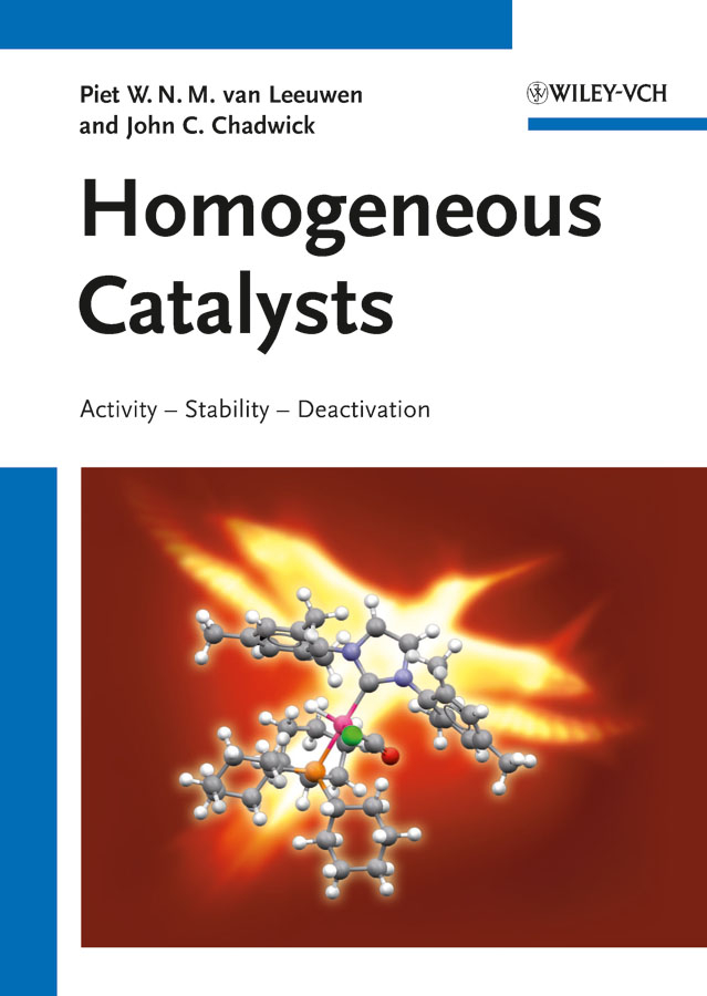 Rob Duchateau Homogeneous Catalysts. Activity - Stability - Deactivation цена