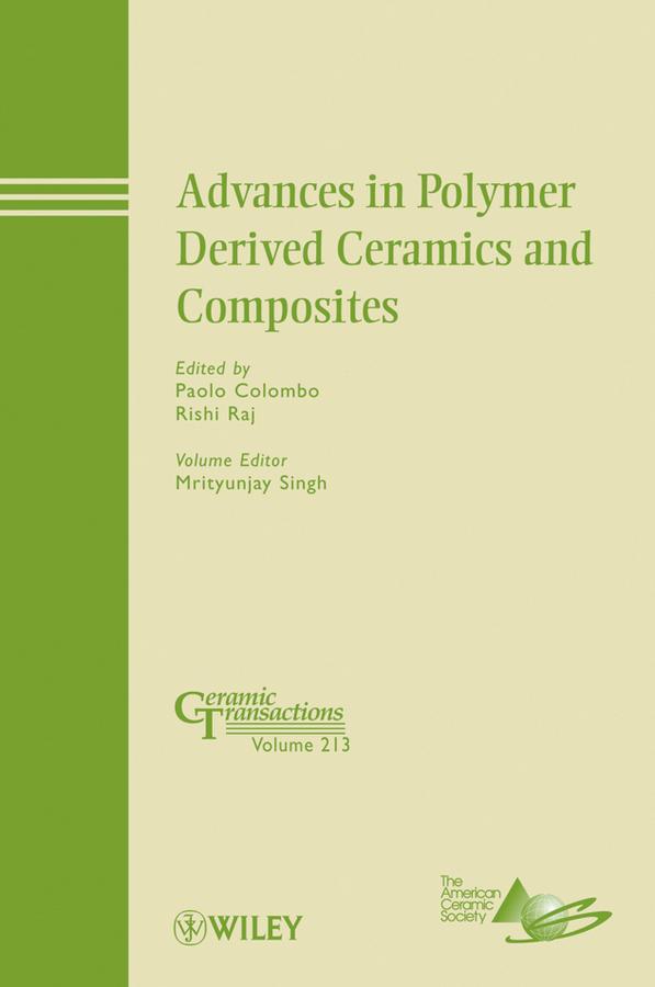 Mrityunjay Singh Advances in Polymer Derived Ceramics and Composites polymer ceramic composites a sol gel approach