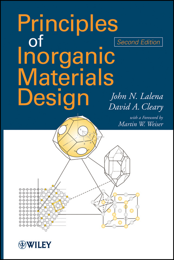 David Cleary A. Principles of Inorganic Materials Design rattan tanu mimani inorganic hydrazine derivatives synthesis properties and applications