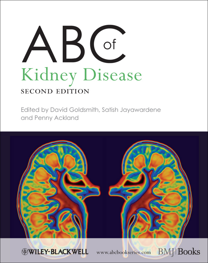David Goldsmith ABC of Kidney Disease fronek jiri handbook of renal and pancreatic transplantation