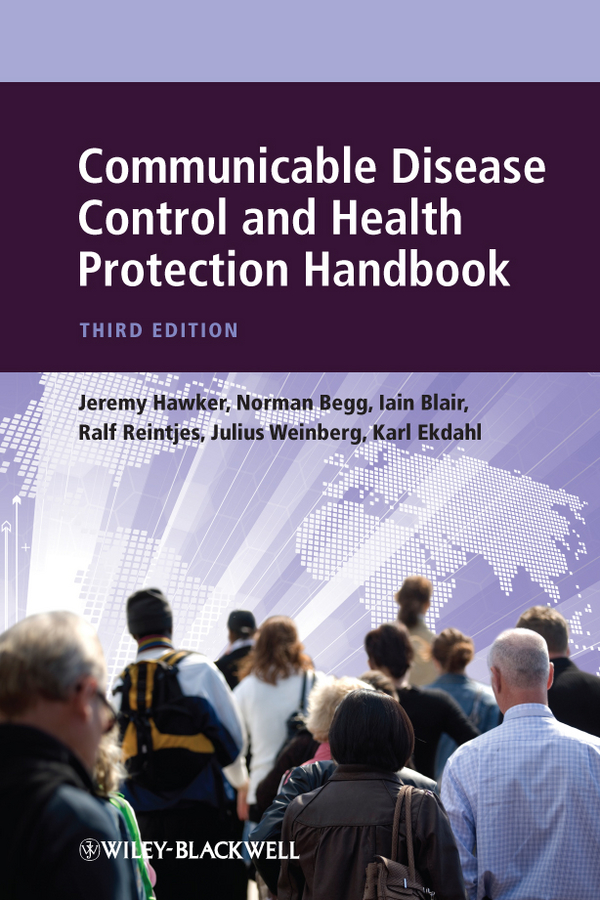 Jeremy Hawker Communicable Disease Control and Health Protection Handbook купить недорого в Москве