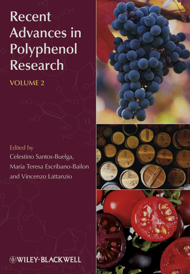 Vincenzo Lattanzio Recent Advances in Polyphenol Research, Volume 2 heavy metal induced effects in some selected higher and lower plants