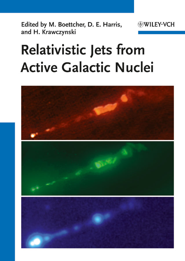 Markus Boettcher Relativistic Jets from Active Galactic Nuclei gamma ray gamma ray empire of the undead