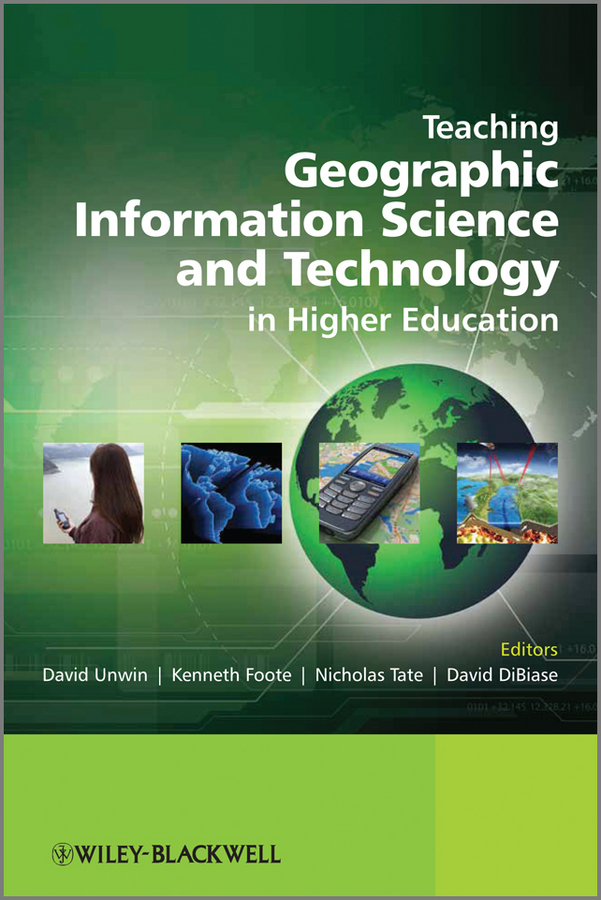David Unwin Teaching Geographic Information Science and Technology in Higher Education the story of information communication technology cluster in jordan
