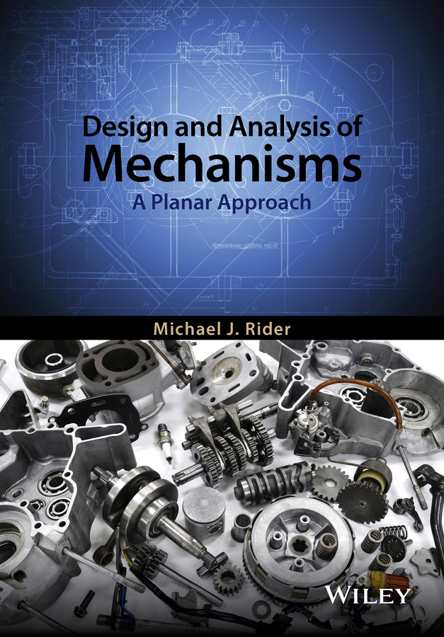Michael Rider J. Design and Analysis of Mechanisms. A Planar Approach linkage analysis of families with inherited night blindness