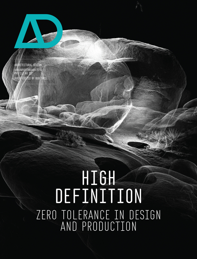 Bob Sheil High Definition. Zero Tolerance in Design and Production
