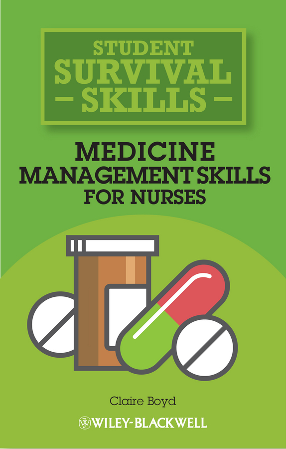 Claire Boyd Medicine Management Skills for Nurses