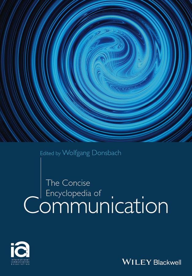 Wolfgang Donsbach The Concise Encyclopedia of Communication encyclopedia of the human brain four volume set комплект из 4 книг