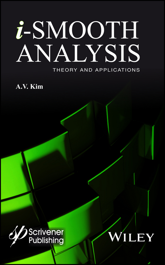 цены A. Kim V. i-Smooth Analysis. Theory and Applications