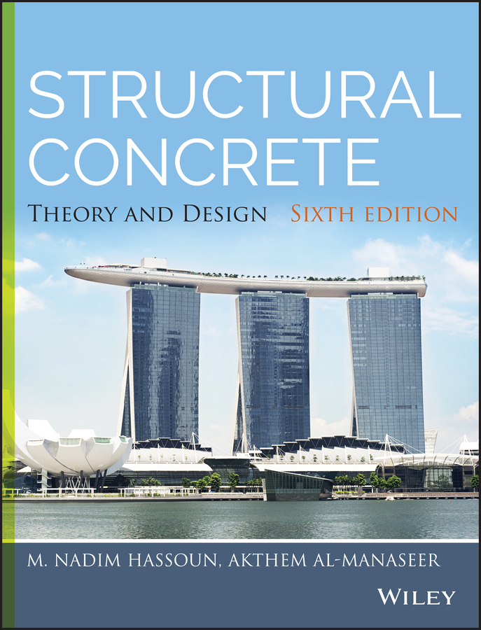 Akthem Al-Manaseer Structural Concrete. Theory and Design рюкзак code code co073bwbyzk6