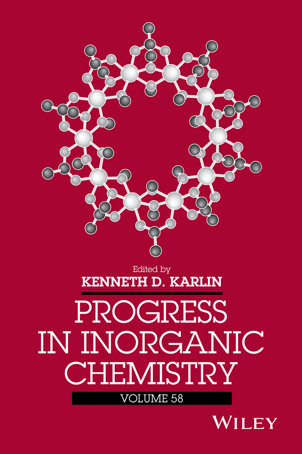Kenneth Karlin D. Progress in Inorganic Chemistry pozdeev p p homogeneous catalysis with metal complexes kinetic aspects and mechanisms