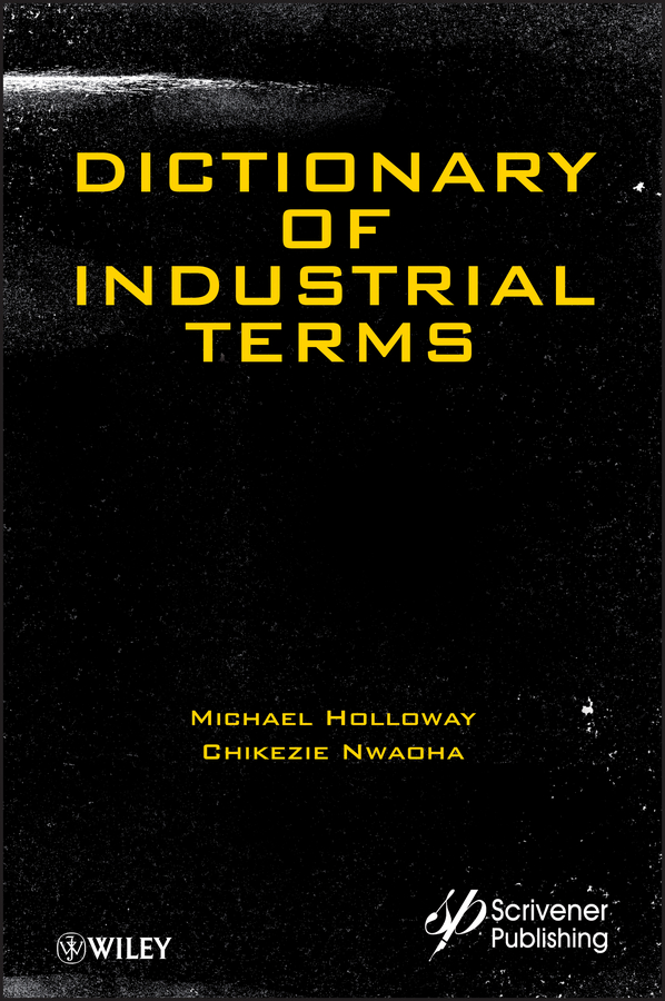 Chikezie Nwaoha Dictionary of Industrial Terms