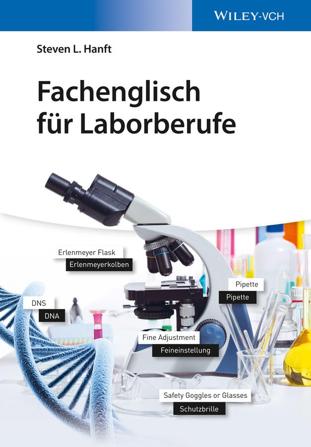 Steven Hanft L. Fachenglisch für Laborberufe ботинки der spur der spur de034amwiz42