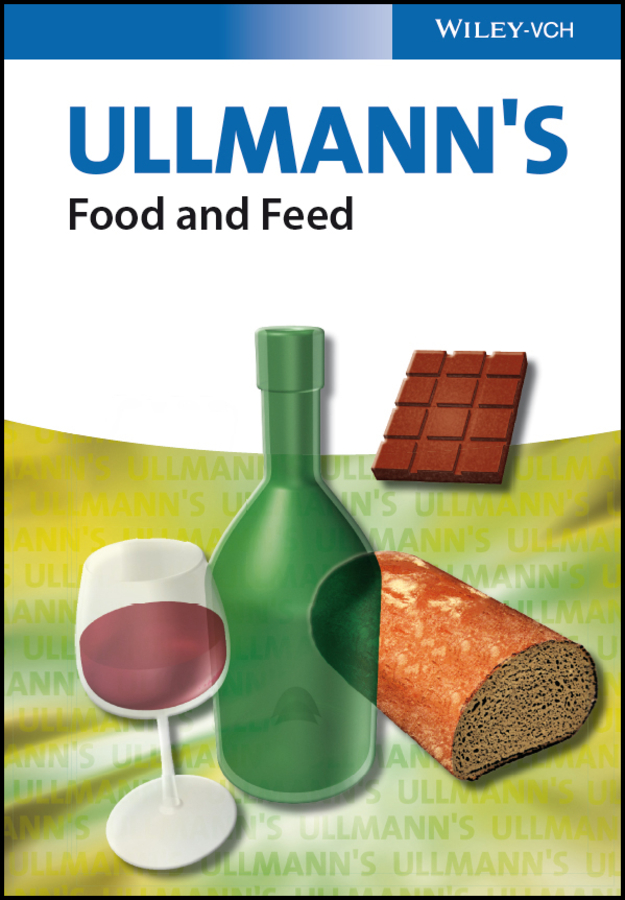 Wiley-VCH Ullmann's Food and Feed, 3 Volume Set nicholas p cheremisinoff handbook of pollution prevention and cleaner production vol 2 best practices in the wood and paper industries
