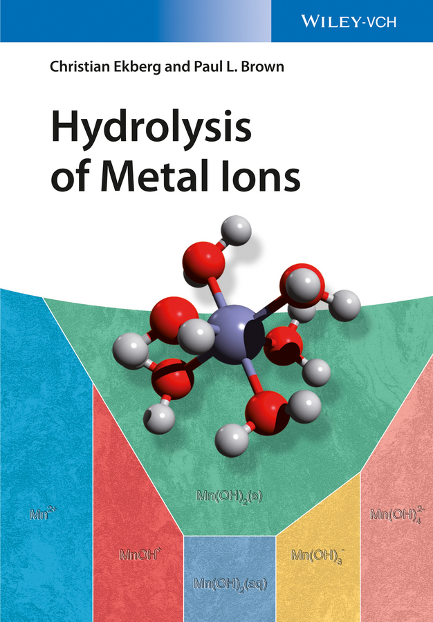 Фото - Christian Ekberg Hydrolysis of Metal Ions adsorption of metal ions from water and wastewater