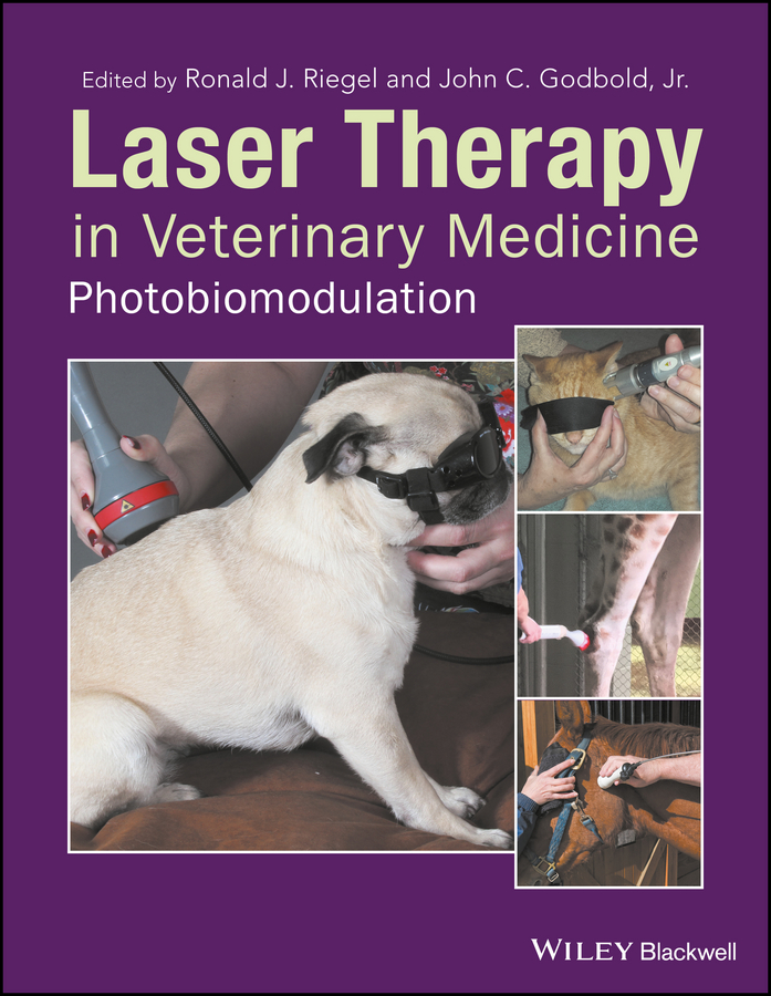 John C. Godbold, Jr. Laser Therapy in Veterinary Medicine. Photobiomodulation недорого