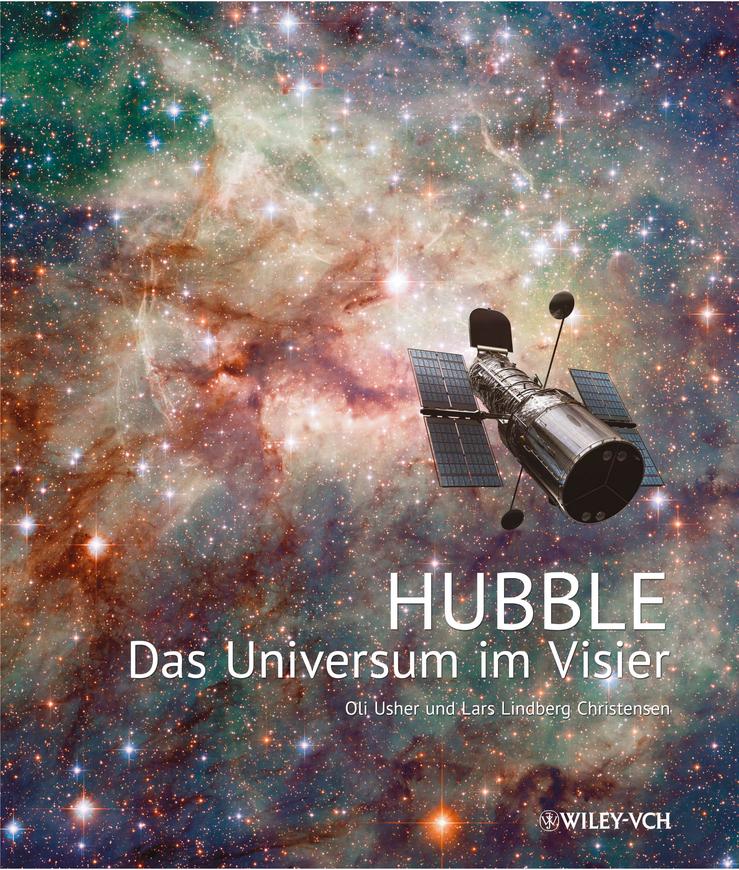 Oli Usher Hubble. Das Universum im Visier