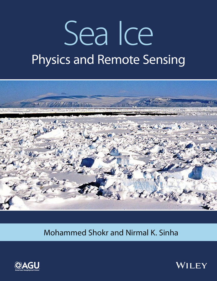 Nirmal Sinha Sea Ice. Physics and Remote Sensing collaboration among data sources for information retrieval
