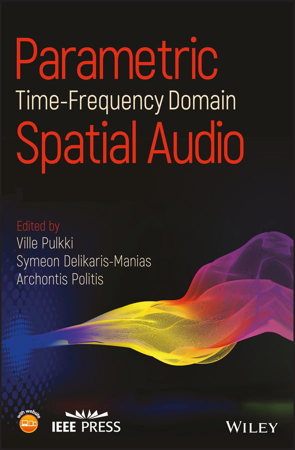 Ville Pulkki Parametric Time-Frequency Domain Spatial Audio spatial filtering of cyclostationary interferences