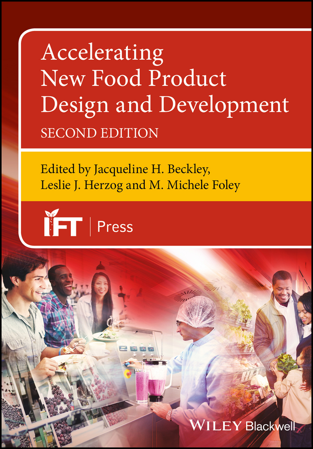 Jacqueline Beckley H. Accelerating New Food Product Design and Development