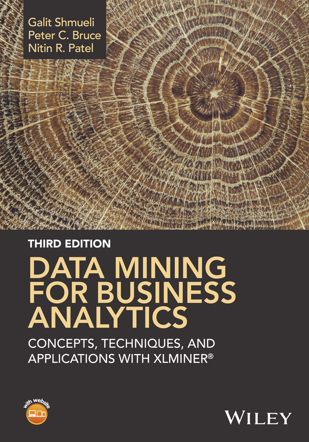 Galit Shmueli Data Mining for Business Analytics. Concepts, Techniques, and Applications with XLMiner все цены