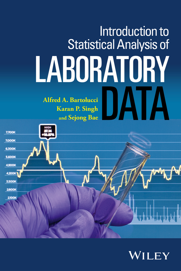 Alfred Bartolucci Introduction to Statistical Analysis of Laboratory Data