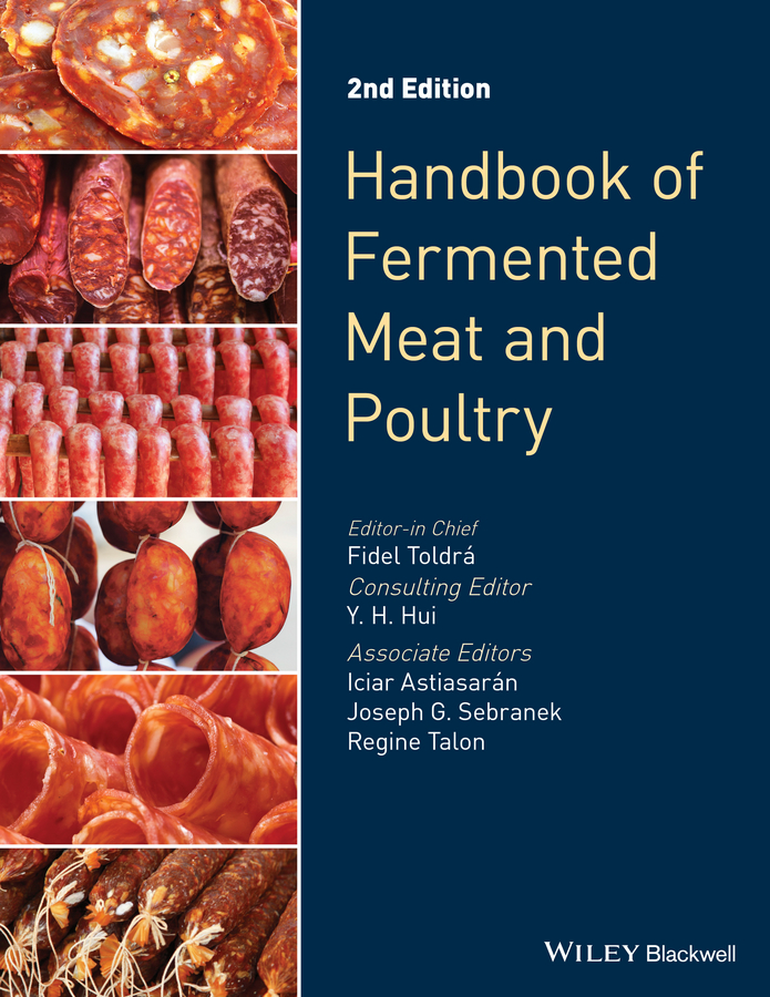 Fidel Toldra Handbook of Fermented Meat and Poultry
