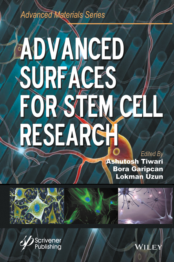 Ashutosh Tiwari Advanced Surfaces for Stem Cell Research