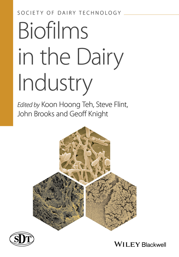 Brooks John Graham Biofilms in the Dairy Industry