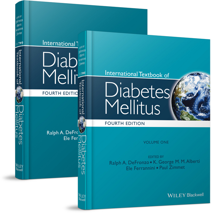 E. Ferrannini International Textbook of Diabetes Mellitus yoga and spices for diabetes madhumeha a clinical study