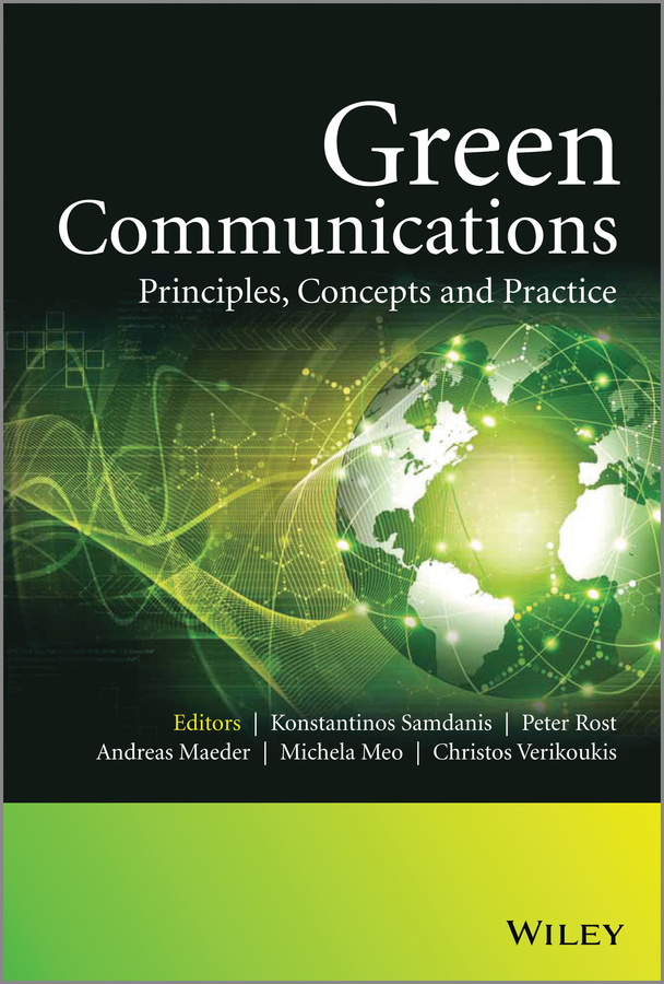 Konstantinos Samdanis Green Communications. Principles, Concepts and Practice creative book shaped wired telephone green