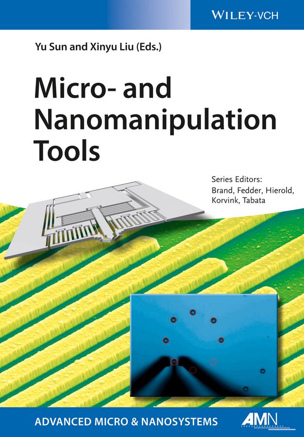 Фото - Oliver Brand Micro- and Nanomanipulation Tools hae soo kwak nano and microencapsulation for foods