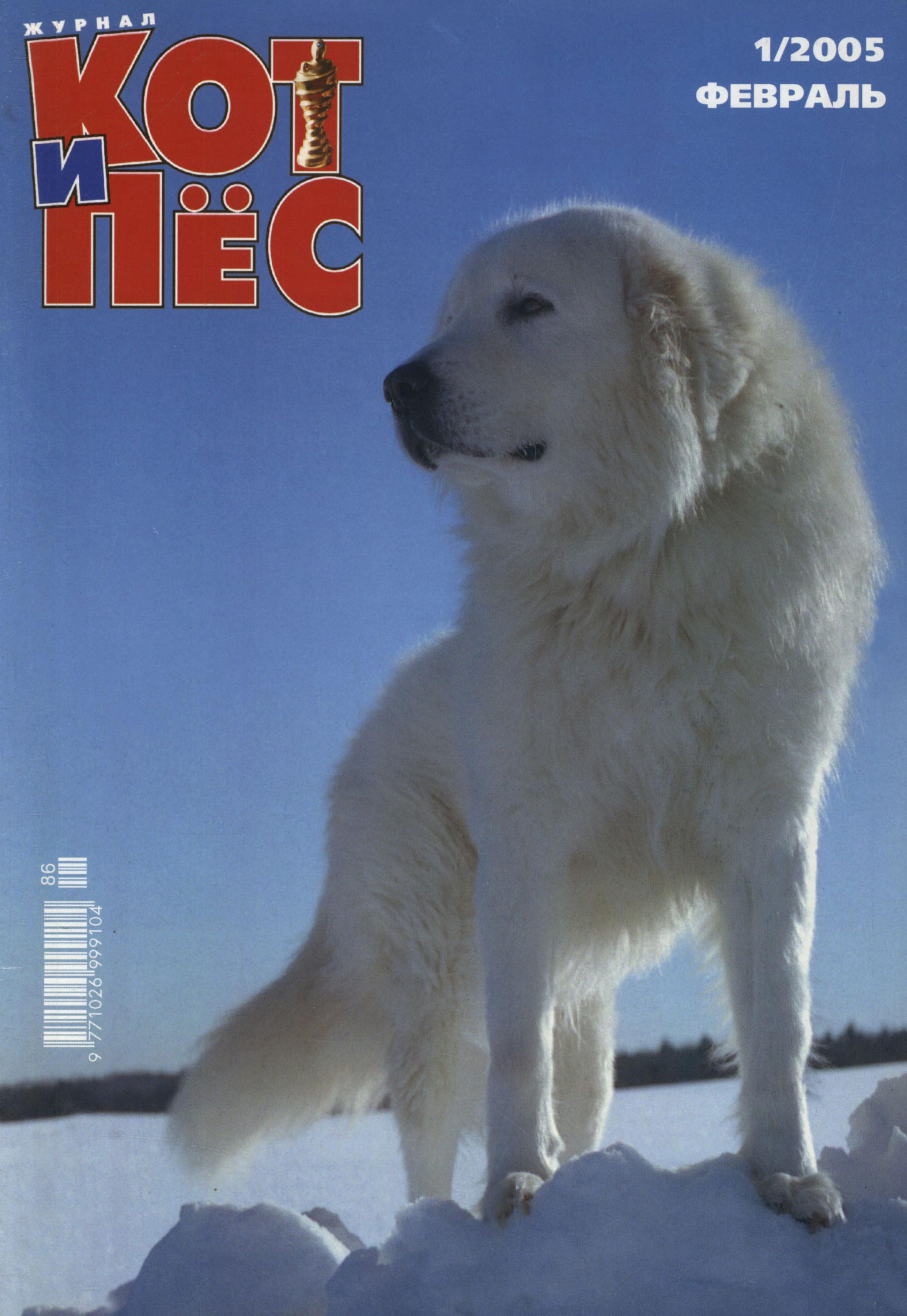 Отсутствует Кот и Пёс №01/2005 отсутствует кот и пёс 01 1998