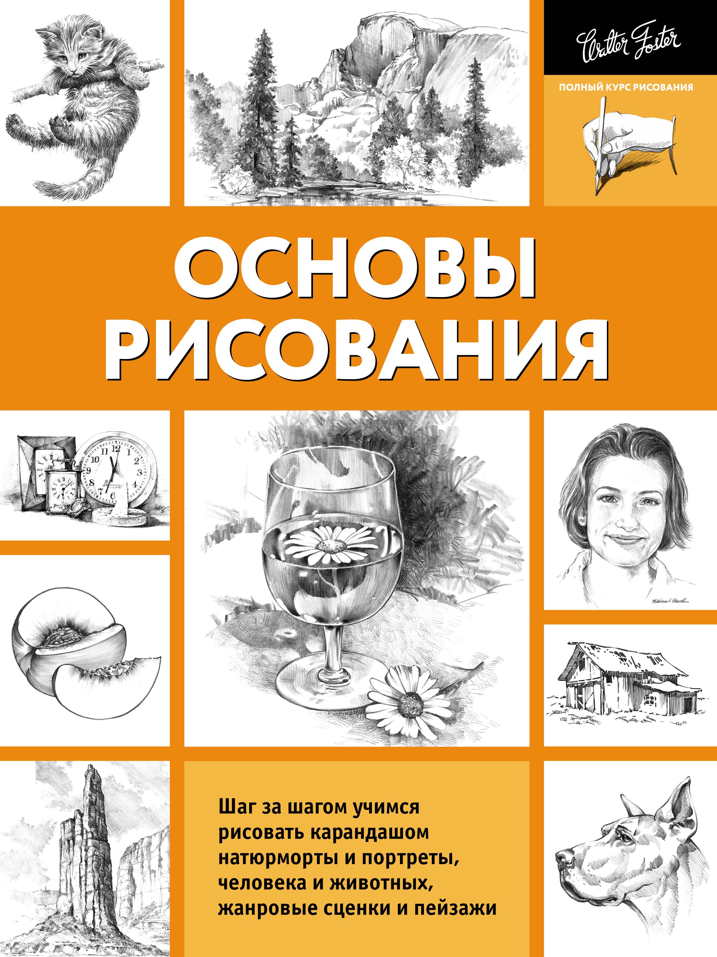 Коллектив авторов Основы рисования стоимость