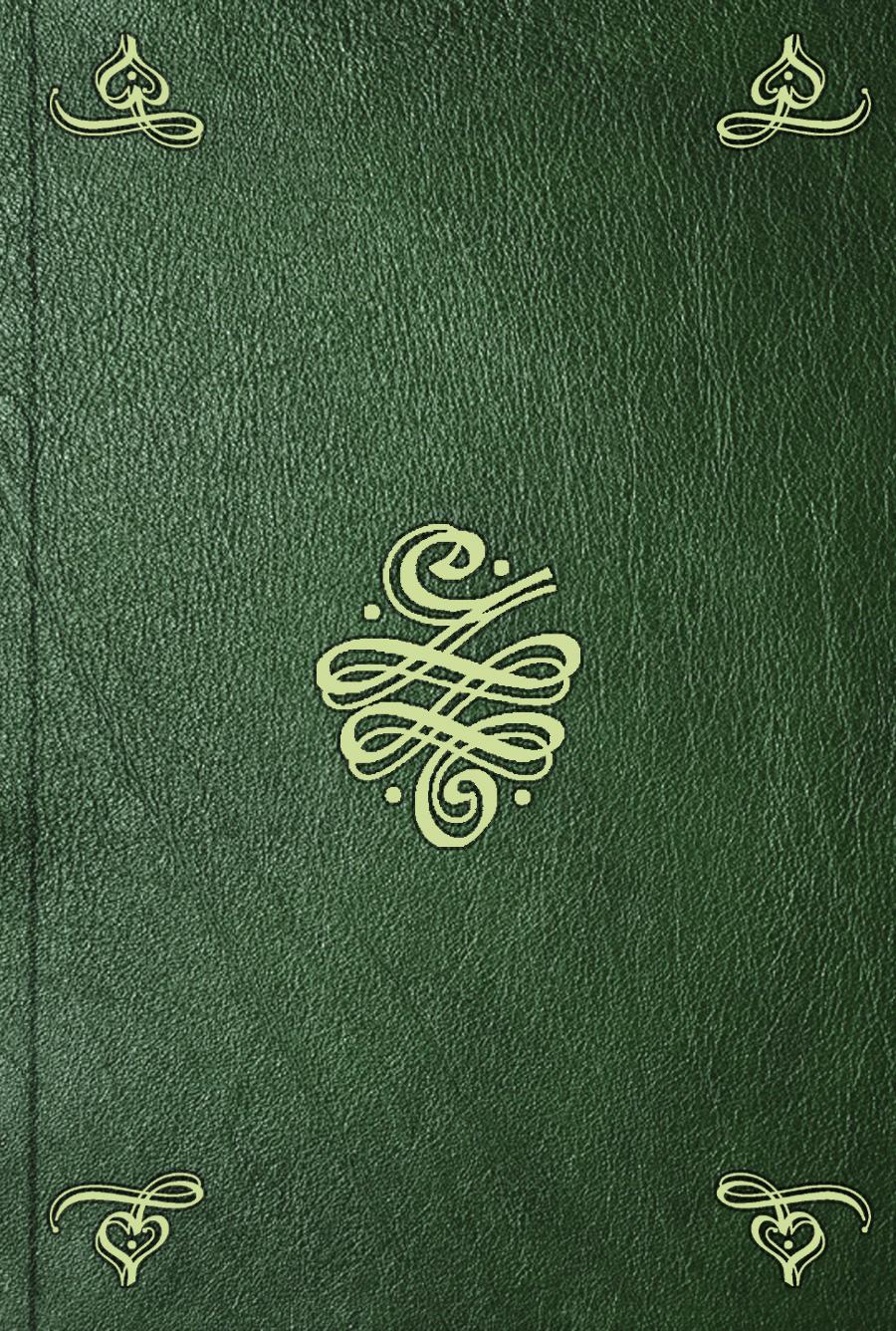 Charles Bonnet Oeuvres d'histoire naturelle et de philosophie. T. 17 charles bonnet oeuvres d histoire naturelle et de philosophie t 16