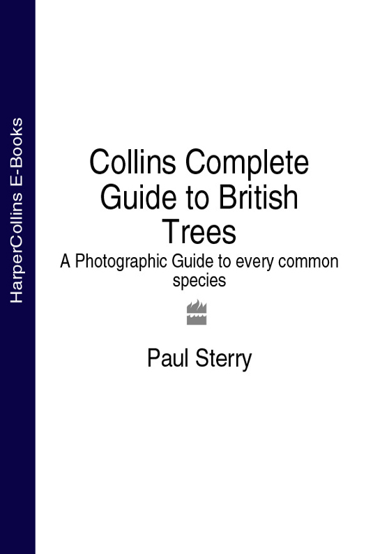 Paul Sterry Collins Complete Guide to British Trees: A Photographic Guide to every common species a plus 4 guide pedagogique