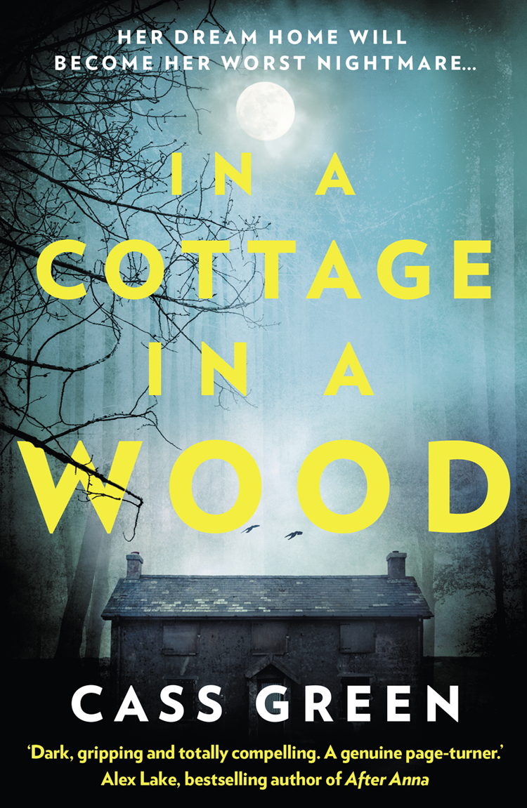 лучшая цена Cass Green In a Cottage In a Wood: The gripping new psychological thriller from the bestselling author of The Woman Next Door