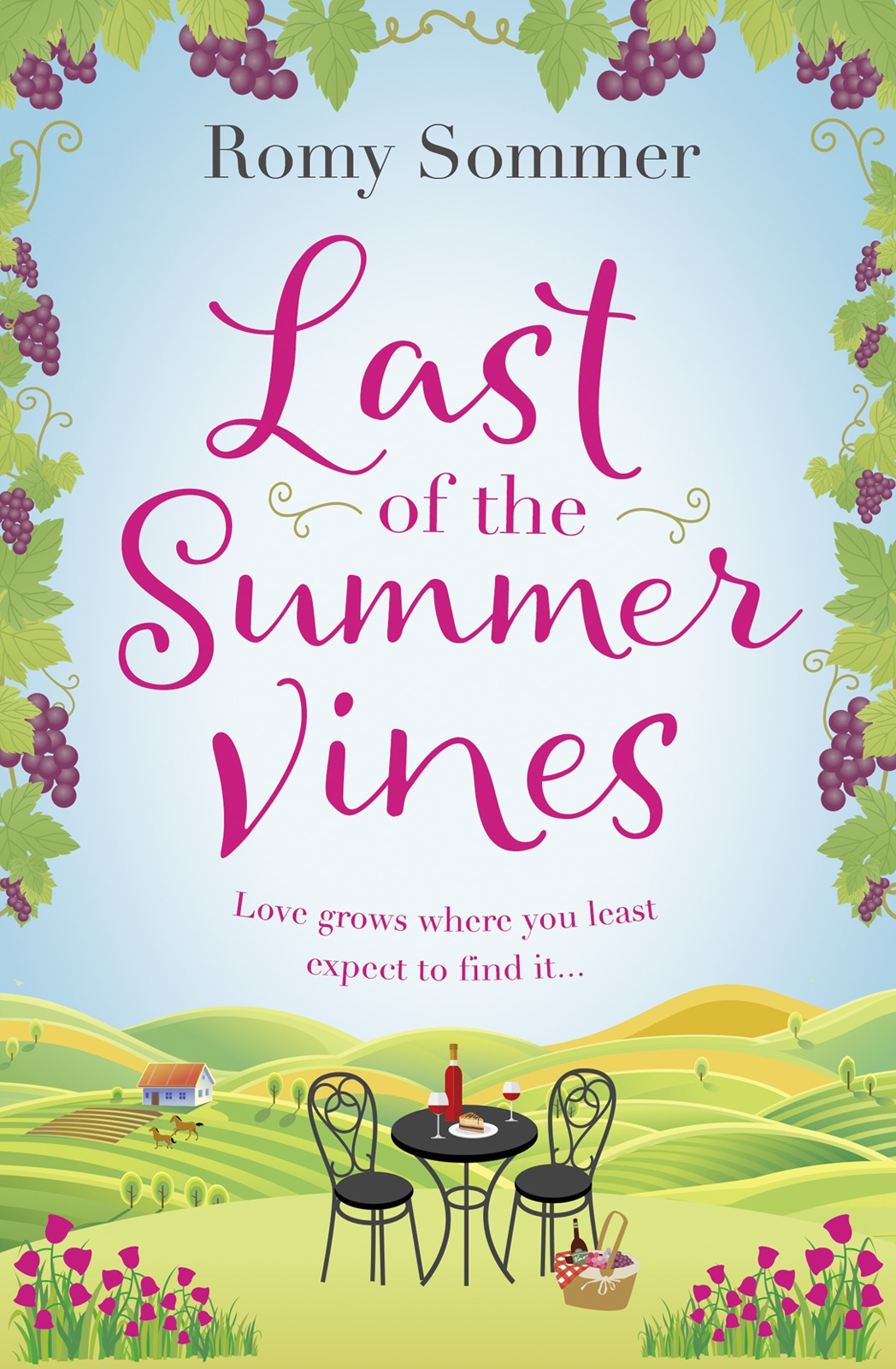 Фото - Romy Sommer Last of the Summer Vines: Escape to Italy with this heartwarming, feel good summer read! vines vines highly evolved