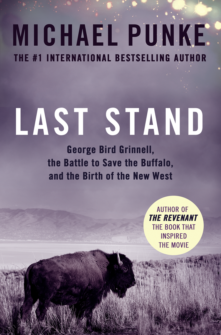 Michael Punke Last Stand: George Bird Grinnell, the Battle to Save the Buffalo, and the Birth of the New West все цены
