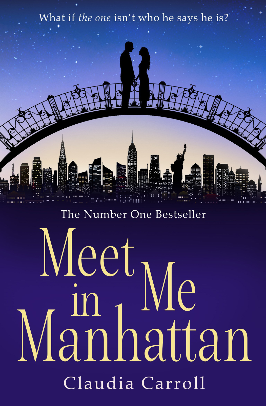 Claudia Carroll Meet Me In Manhattan: A sparkling, feel-good romantic comedy to whisk you away ! let her be holly