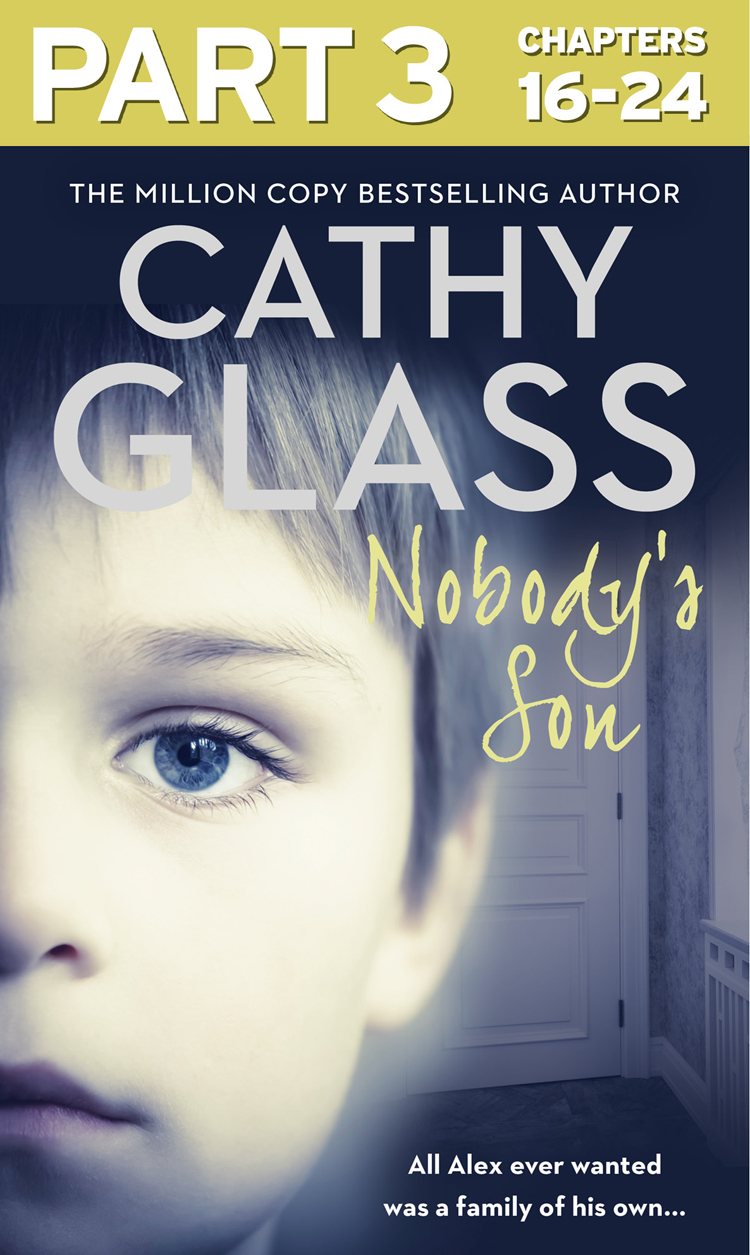 Cathy Glass Nobody's Son: Part 3 of 3: All Alex ever wanted was a family of his own all i ever wanted