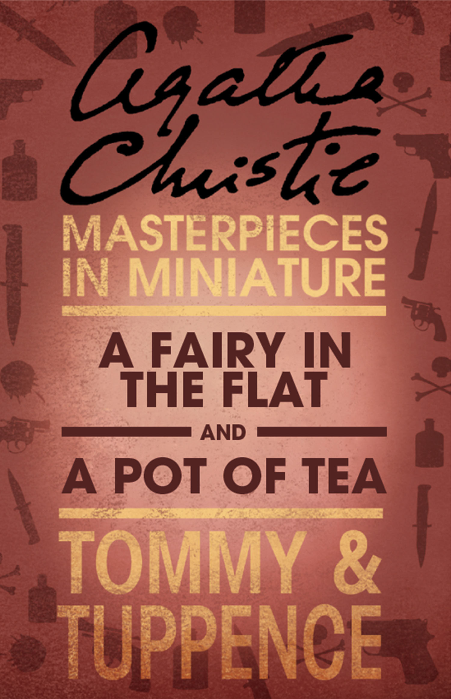 a fairy in the flata pot of tea an agatha christie short story