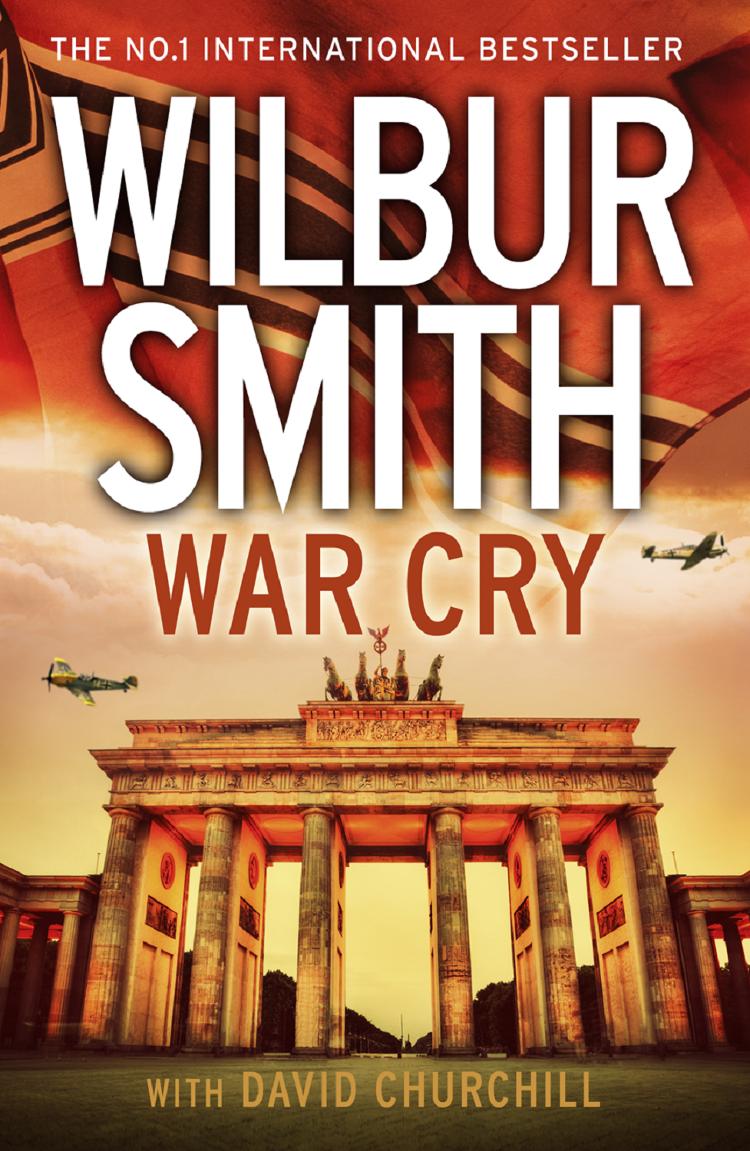 Wilbur Smith War Cry courtney