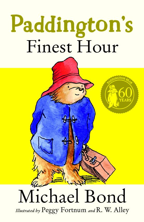 Michael Bond Paddington's Finest Hour цена и фото