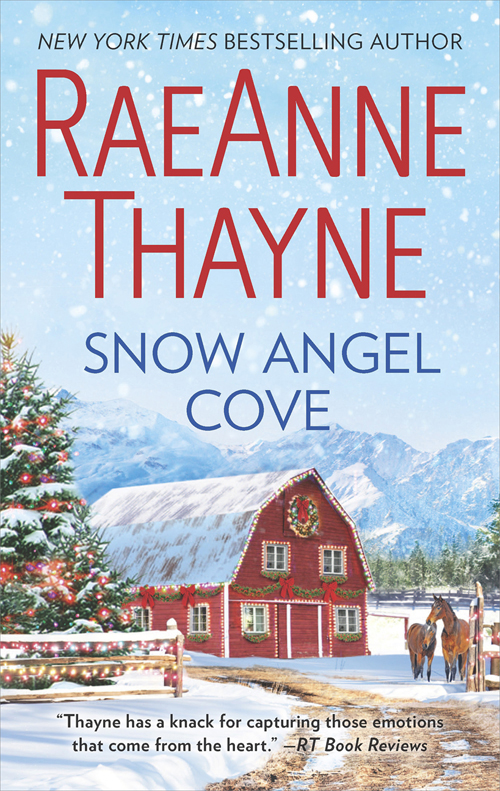 RaeAnne Thayne Snow Angel Cove: An uplifting, feel-good small town romance for Christmas 2018 raeanne thayne a cold creek secret