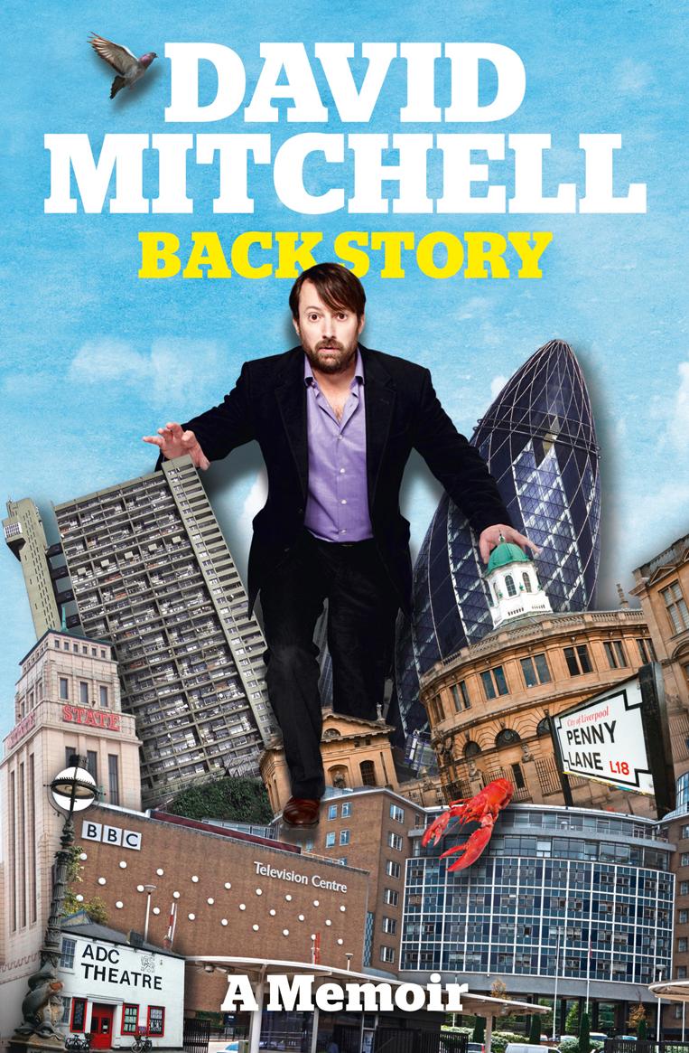 цена на David Mitchell David Mitchell: Back Story