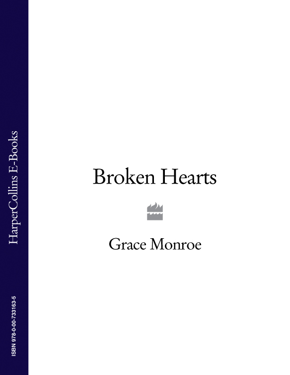Grace Monroe Broken Hearts jennifer joyce the little teashop of broken hearts