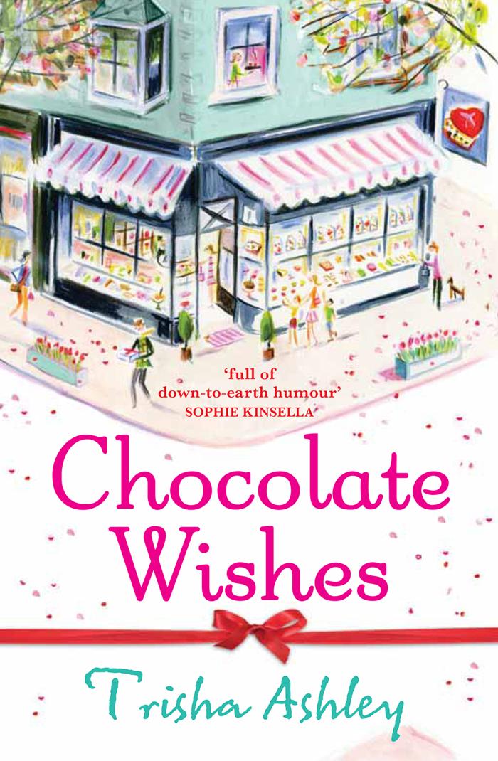 Trisha Ashley Chocolate Wishes trisha ashley wish upon a star
